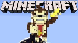 Halloween Escape Unmasked Walkthrough by Minecraft Donkey Kong Invades Youtube