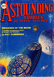 astounding spaceship designs from before the space age