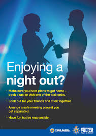stay safe over the christmas party season 05 northumbria police