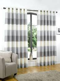 Striped Blackout Curtains Navy And White Striped Curtains Medium Size Of Blackout Curtains