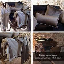 coussin décoratif pour canapé coussin de canapé en velours luxe pas cher made in bicolore
