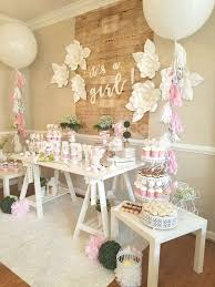 it s a girl baby shower ideas baby shower party ideas baby shower shower party and babies