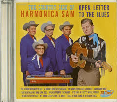 harmonica sam cd the country side of harmonica sam open letter