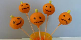 Halloween Pop Cakes Halloween Les Recettes De Maud