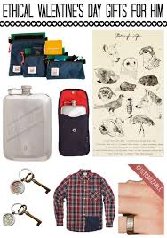 great valentines day gifts for him ethical s day gifts for him and made to travel