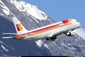 airbus a320 sieges la flotte iberia airlines