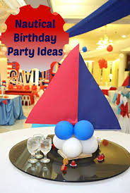 Nautical Party Theme - 36 best nautical birthday images on pinterest nautical party