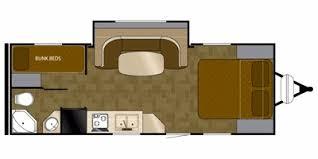 Wilderness Rv Floor Plans 2015 Heartland Rvs Wilderness Series M 2250bh Specs And Standard