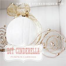 Cinderella Wire Carriage Centerpieces by Diy Cinderella Pumpkin Carriage Tutorial White Cottage Boutique