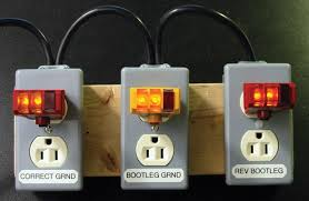 failures in outlet testing exposed electrical construction