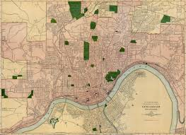 Map Of Eastern Ohio by Historical Information On The Greater Cincinnati Region