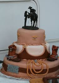 themed wedding cakes ideas of the western themed wedding cakes weddingelation