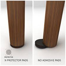 x protector premium 16 1 4 heavy duty felt furniture