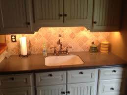 Under Cabinet Lighting Battery Operated Touch Operated Battery Cupboard Lightlights4fun Youtube Intended