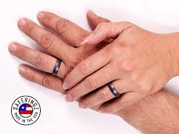 Wedding Rings by Amazon Com Saferingz Silicone Wedding Ring Made In The Usa 6mm