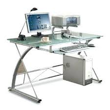 Black Tempered Glass Computer Desk Black Tempered Glass Computer Desk China Deluxe And Modern With