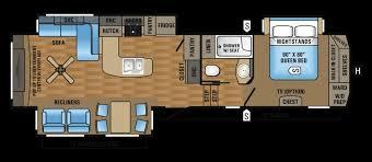 eagle fifth wheel floor plans uncategorized fifth wheel floor plans in finest jayco travel