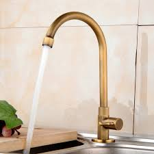 affordable kitchen faucets aliexpress com buy kitchen faucets antique single cold taps