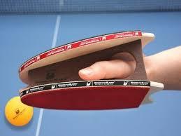 professional table tennis racket brodmann blades the grommet