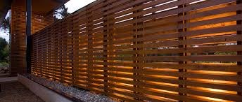 outdoor wood wall monty crew custom wood fencing and wooden wall design outdoor