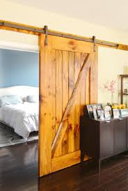 Hardware For Sliding Barn Doors Flat Track by Spice Up Closet Designs With Barn Doors Woodworking Network