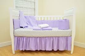 cozy mini crib bedding sets lavender butterfly crib set made of