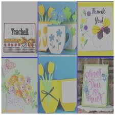 Card Making For Children - greeting cards beautiful teachers day greeting card making for