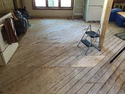 Laminate Flooring Thickness Sub Floor Thickness For New Wood Floor Doityourself