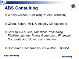 bureau of shipping abs abs consulting the bureau of shipping abs founded in