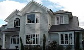 exterior homes with 28 images white houses with black window