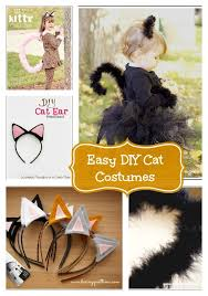 Halloween Costume Cat Ears 20 Diy Cat Costume Ideas Cat Costume Kids
