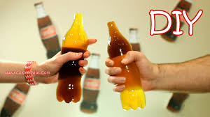 At Home Diys by Diy Giant Gummy Cola Bottle Idunn Goddess