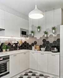 Kitchen Wall And Floor Tiles Design 36 Eye Catchy Hexagon Tile Ideas For Kitchens Digsdigs