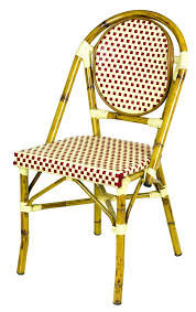 Folding Bistro Chairs Cafe Rattan French Bistro Chairs U2014 Steveb Interior French Bistro