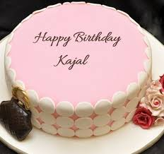 happy birthday kajal cake images wishes quotes u0026 sms