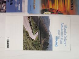 2004 mazda 6 owners manual guide book ebay