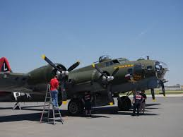 want to ride in a historic b17 one of only dozen left just landed