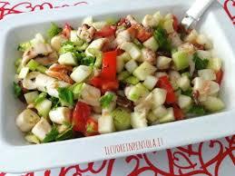insalata di sedano e mele insalata di polpo ricetta insalata di polpo cetriolo e mela
