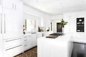 kitchen best granite for white cabinets black and white kitchen