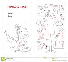sewing cards templates free printable sewing business cards gallery card design and