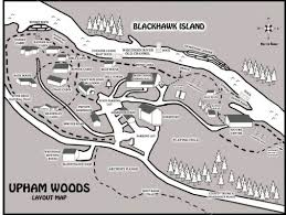 Map Of Wisconsin Dells by Tour Upham Woods U2013 Upham Woods Outdoor Learning Center