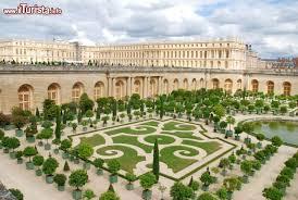 giardini di versailles di versailles e giardino dell orangerie foto