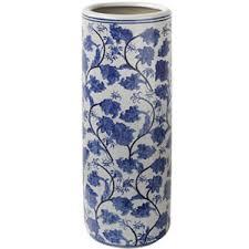 Vase Holders Blue U0026 White Ceramic Vase Flower Vase Umbrella Stand Home Decor