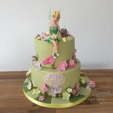 tinkerbell cake ideas big cakes by toots sweet edinburgh
