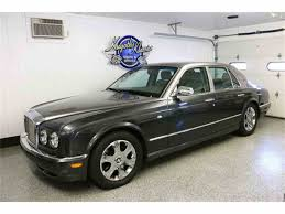 2009 bentley arnage classic bentley arnage for sale on classiccars com 19 available
