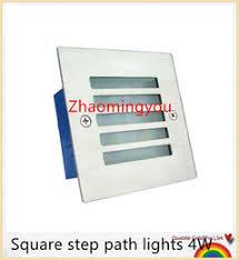 discount square led step light 2017 square led step light on
