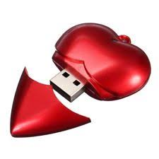 heart shaped items heart shaped usb stick ebay
