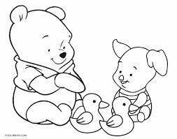 fun kids printable coloring pages winnie pooh 58961
