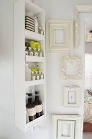 bathroom recessed shelf in bathroom wall excellent home design