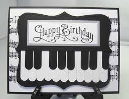 happy birthday cards best word top note bigz die word window punch grand piano free tutorial